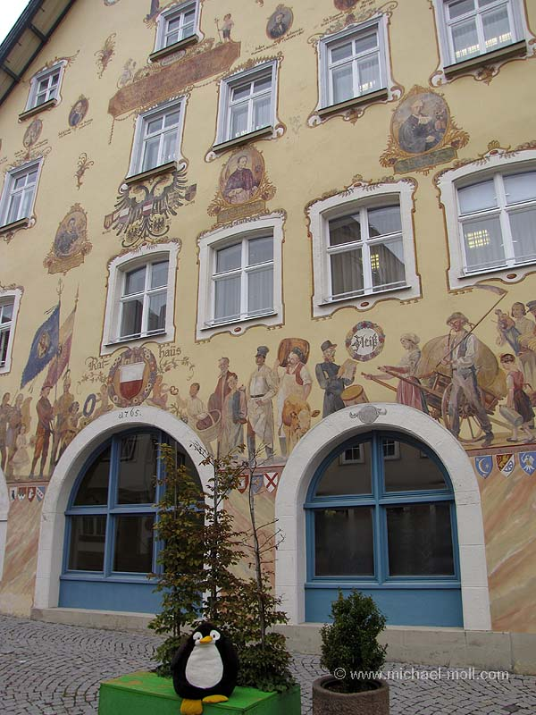 Rathaus in Horb