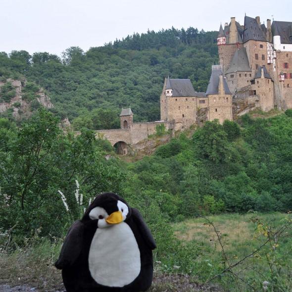 Burg Eltz in der Eifel