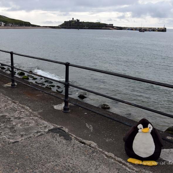 Peel auf der Isle of Man