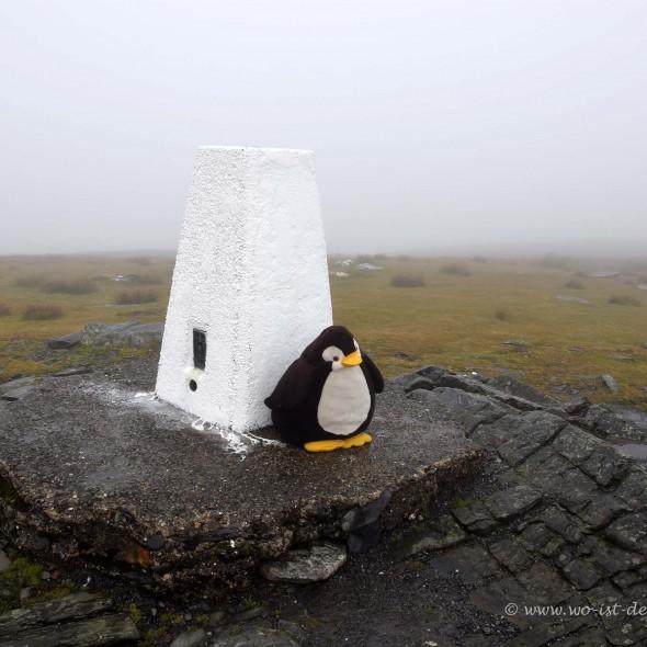 Snaefell auf der Isle of Man
