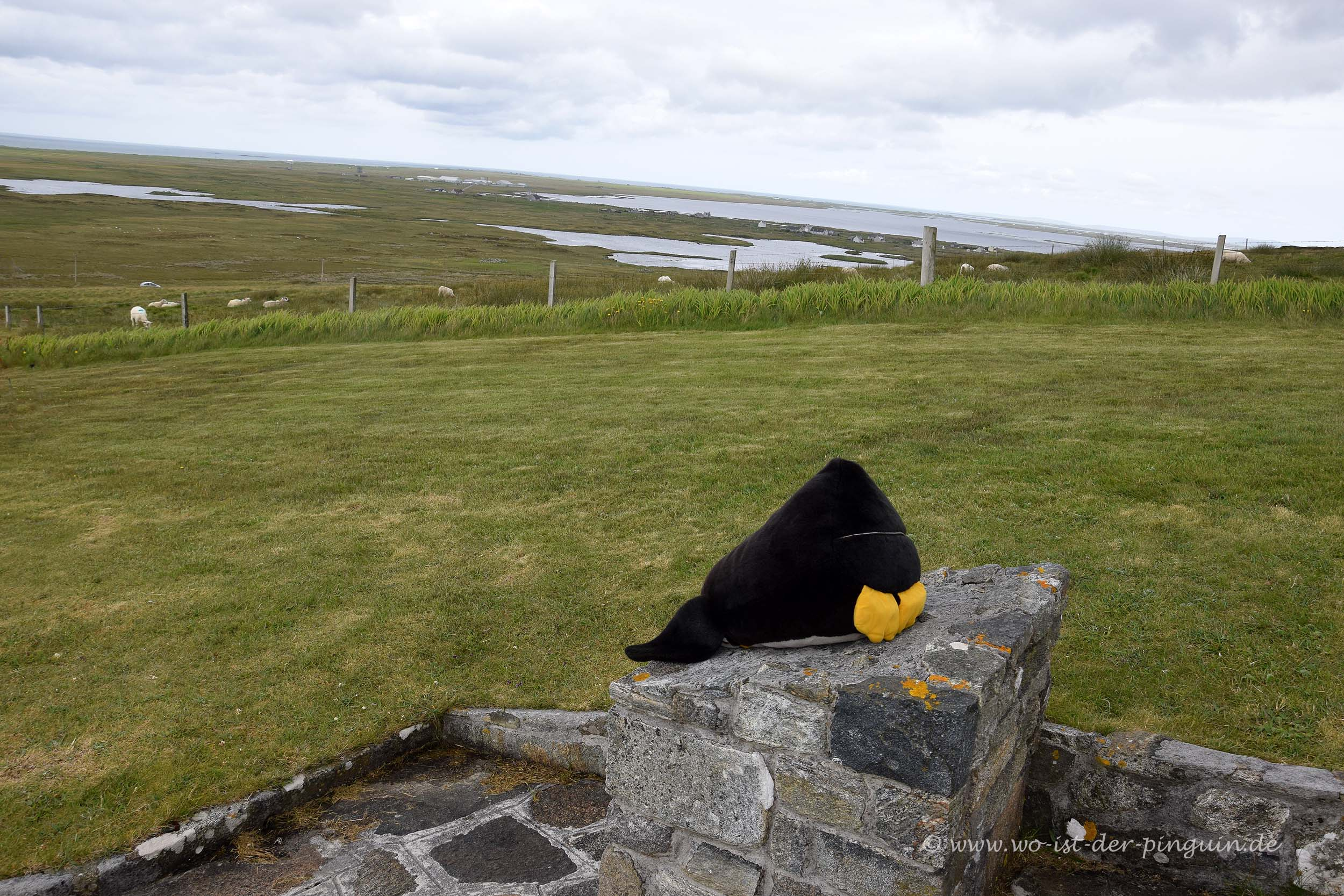 Making of South Uist