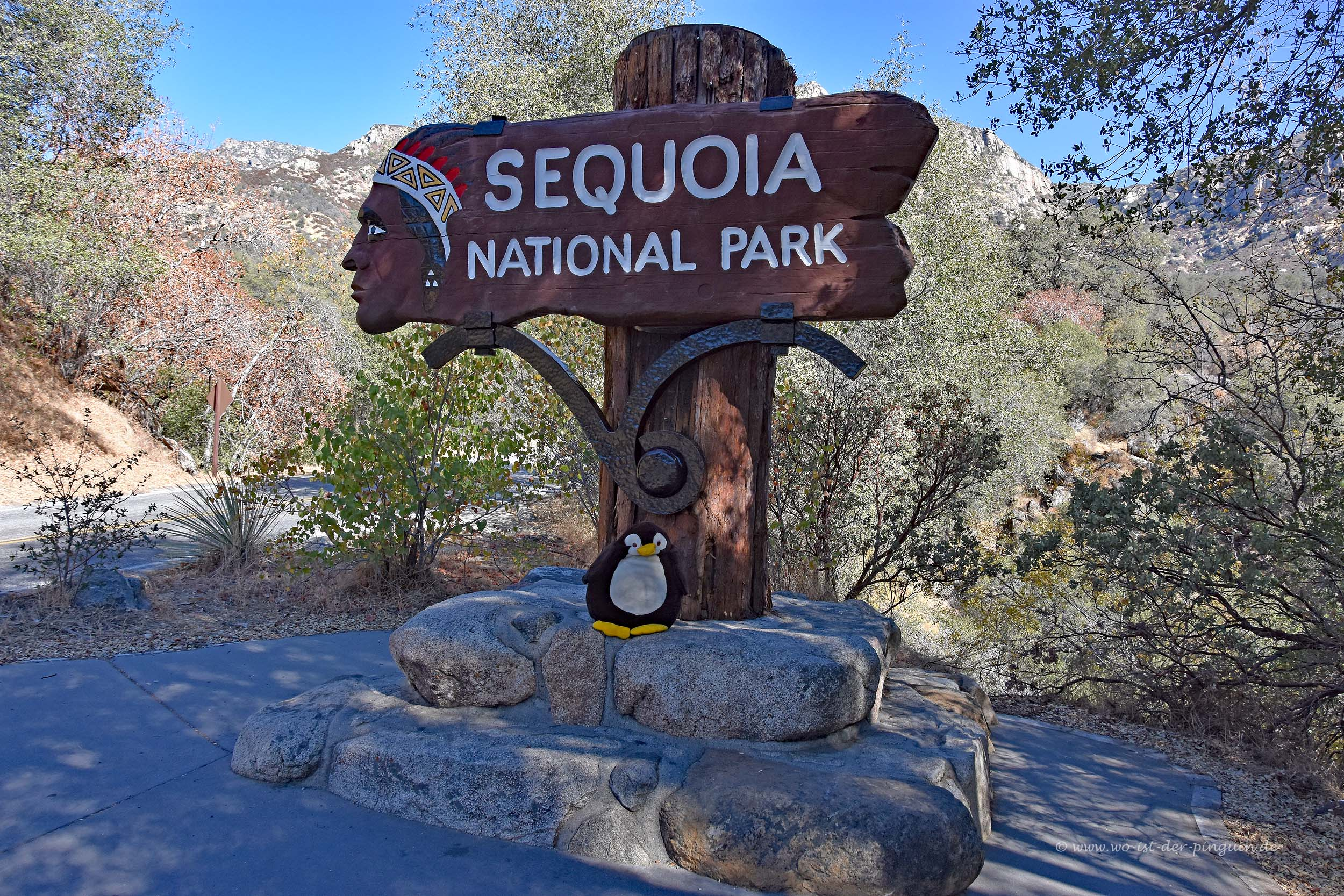 Sequoia-Nationalpark