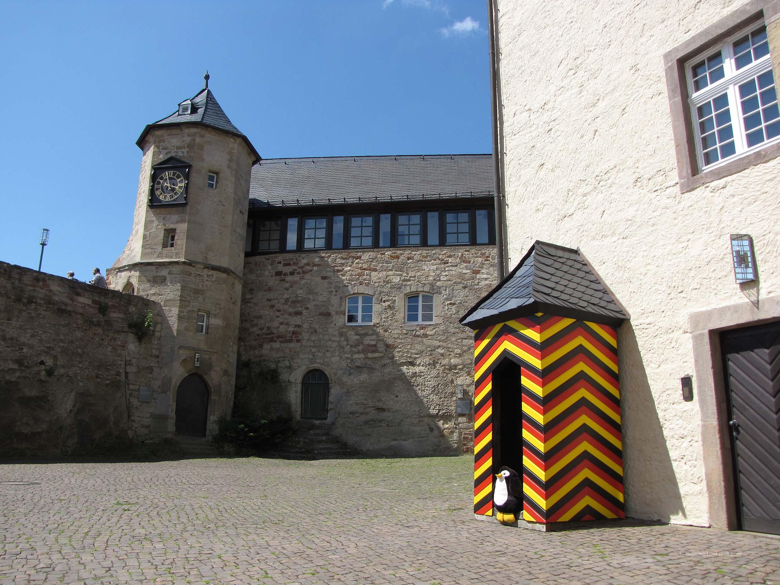 Burg Waldeck