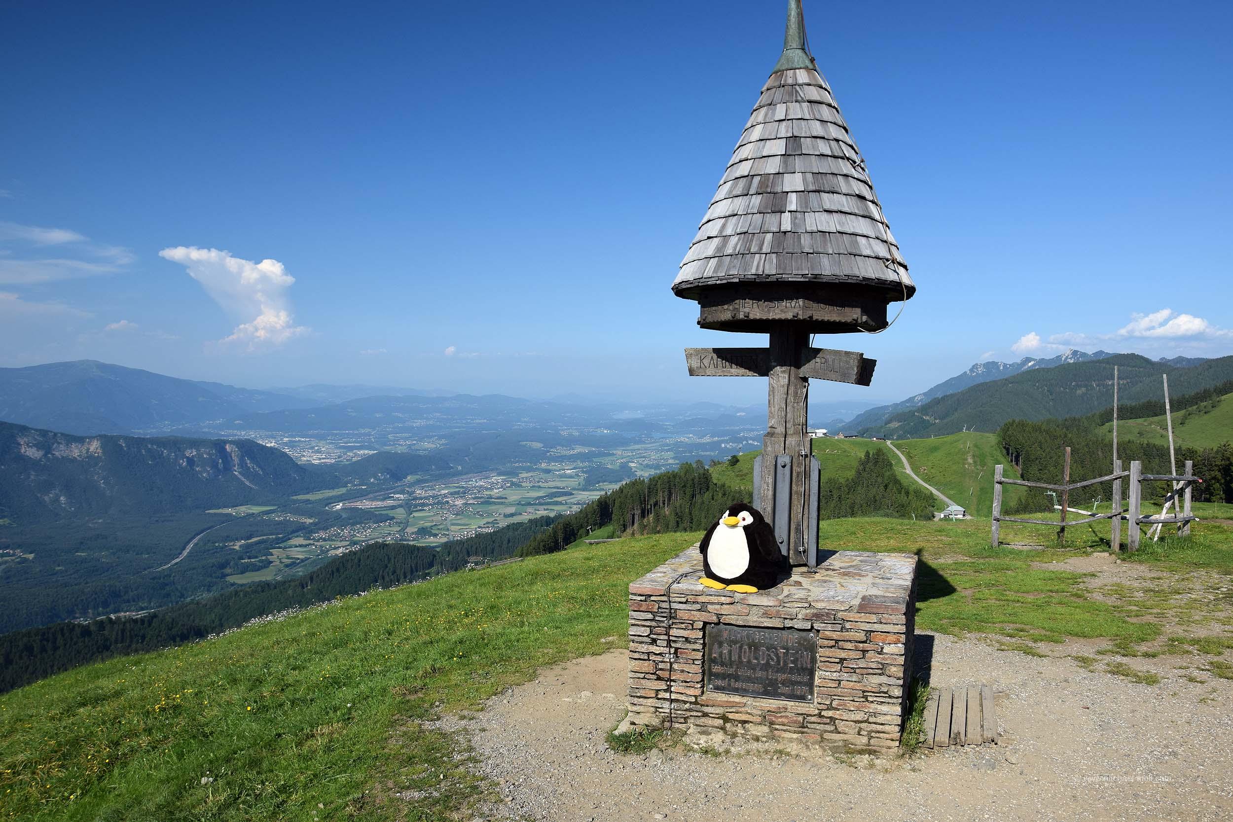 Dreiländereck Slowenien, Italien, Österreich