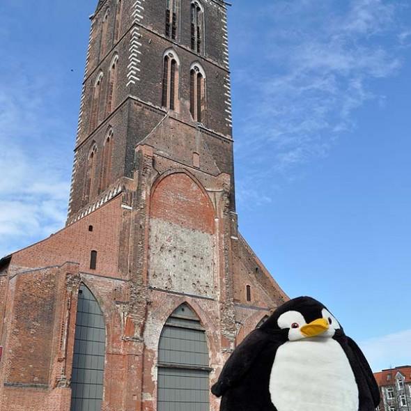 Marienkirche in Wismar