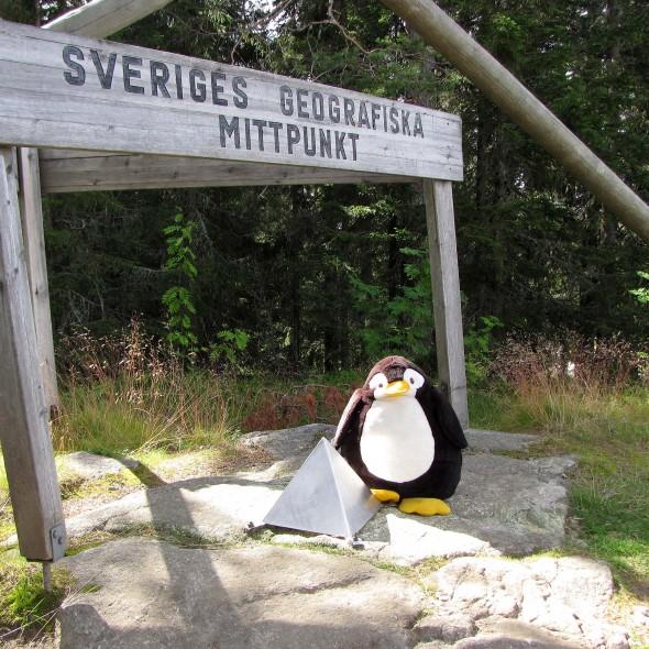 Mittelpunkt Schwedens