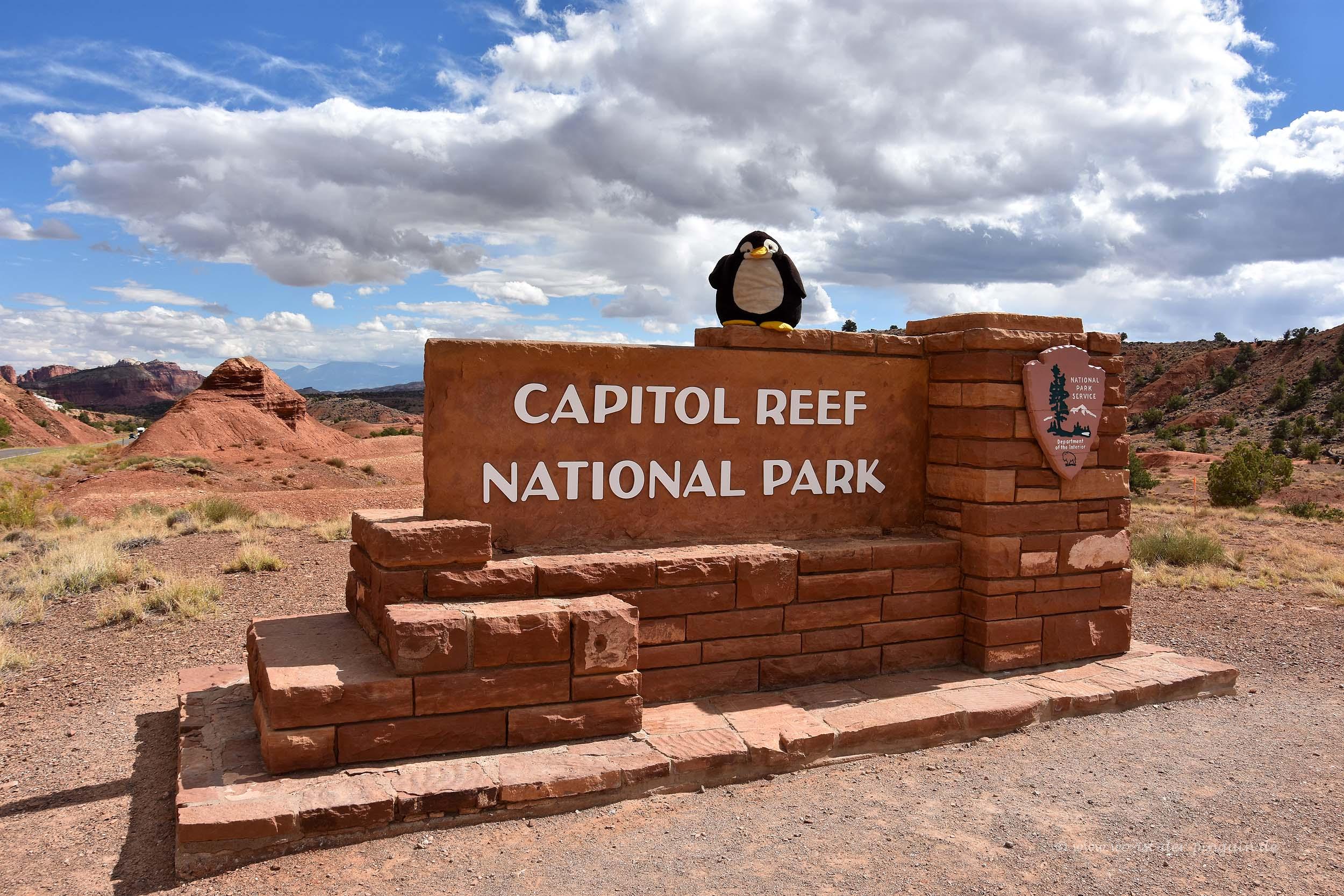 Capitol Reef Nationalpark