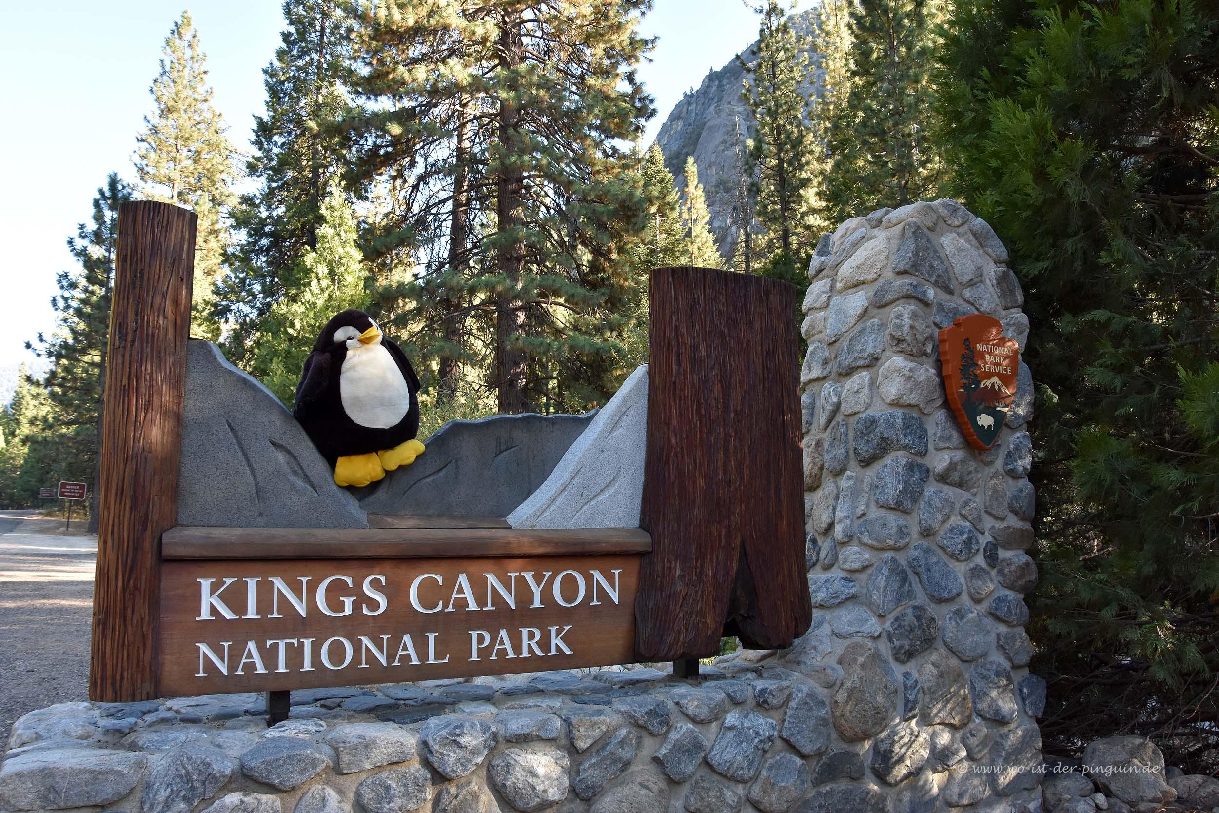 Kings Canyon Nationalpark