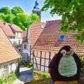 Pingu in Tecklenburg
