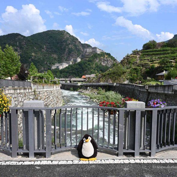 Bard im Aostatal