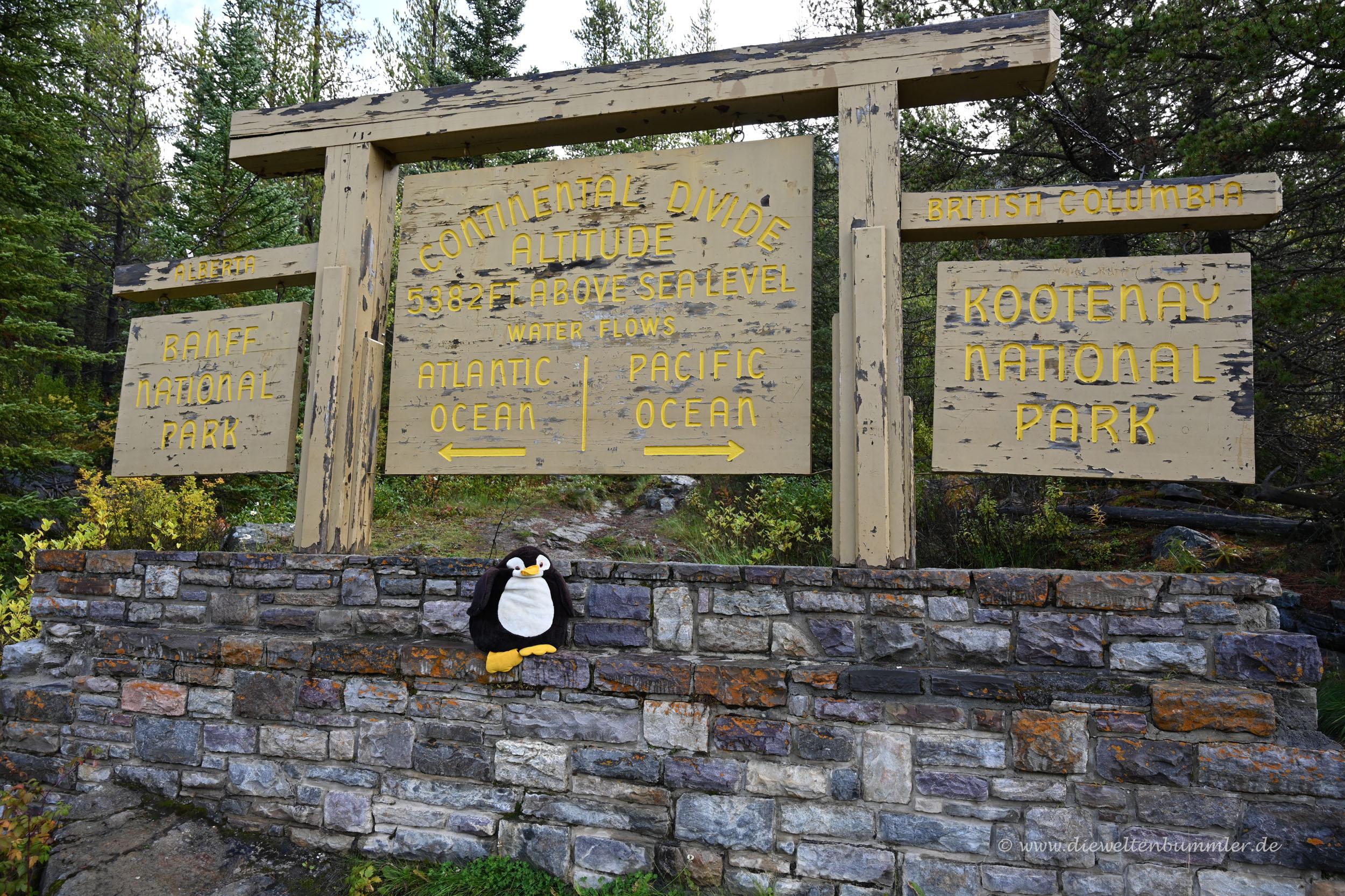 Kootenay Nationalpark