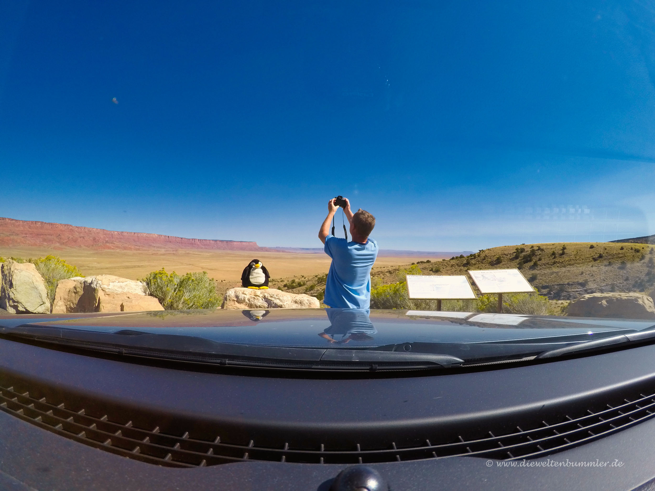 Making of... Vermilion Cliffs