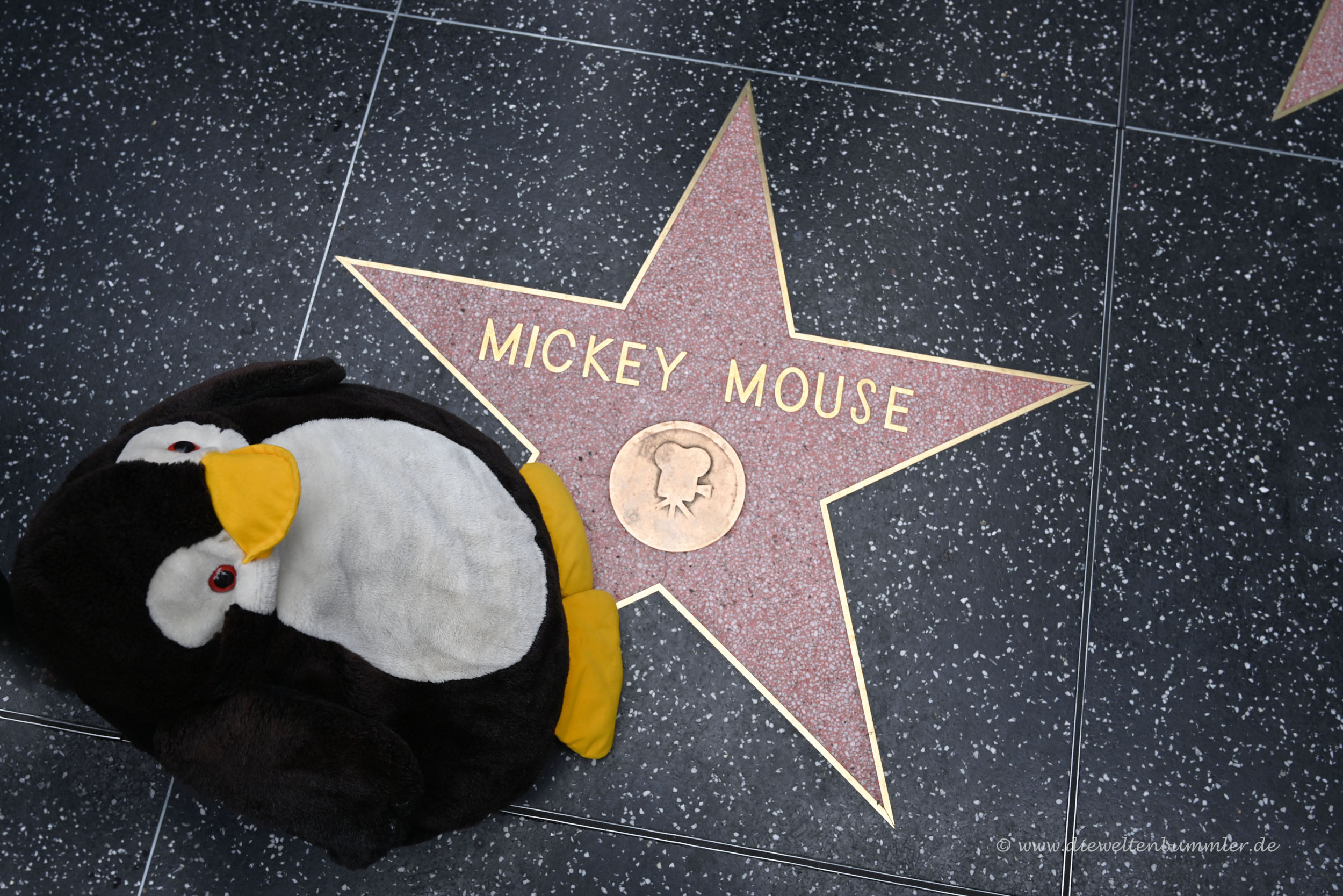 Walk of Fame - Micky Maus